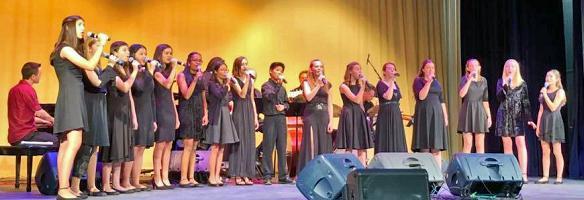 Southern California Vocal Association - Vocal Jazz Festival